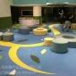 柳州PVC地板施工方案,广西三杰体育,专业、专注